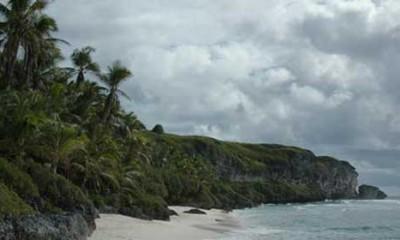 Život usred Tihog okeana