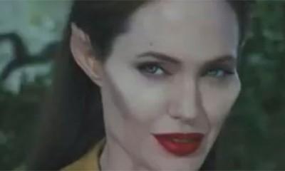 Angelina kao zla veštica