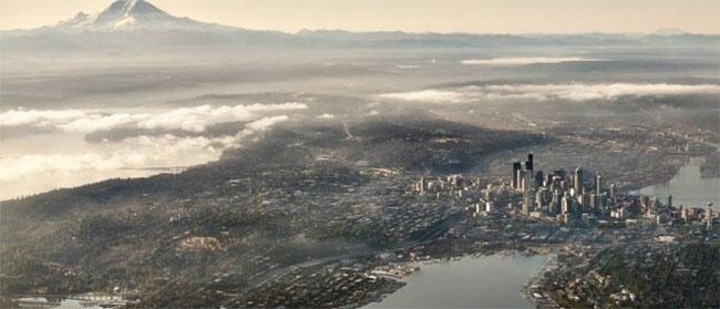 Gradovi sa neba su potpuno čudesni