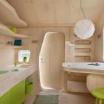 Drvena kućica za poneti
