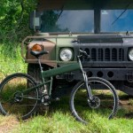 Mountain bike za poneti