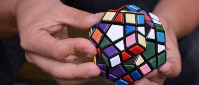 Gore od Rubikove kocke