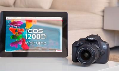 Canon predstavio novi EOS 1200D  %Post Title