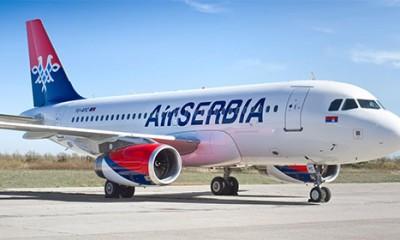 Air Serbia: Dve karte po ceni jedne