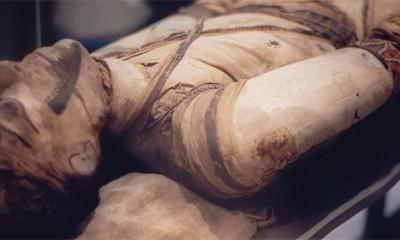 Otkrivena mumija u Luksoru