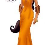 Junakinje Igre prestola kao Disney princeze