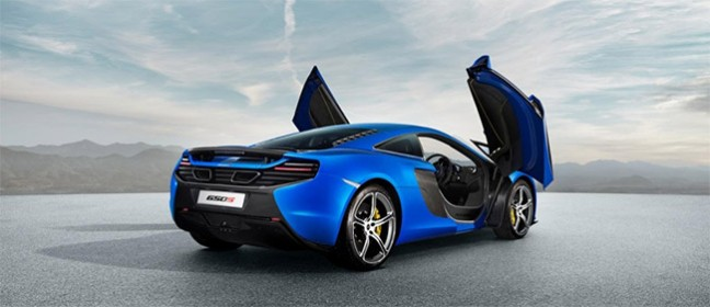 McLarenov zverko