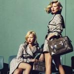 Kate Moss za Longchamp  %Post Title