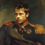 Poznati na neoklasičnim slikama