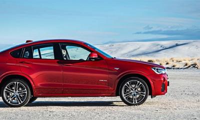 Stigao BMW X4