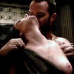 Gola Eva Green u filmu 300