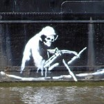 Banksy za Svetski Dan Vode