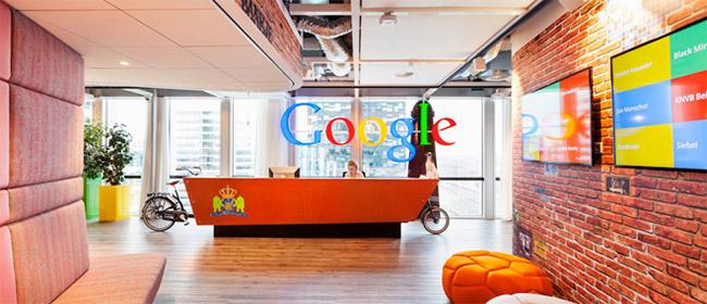 Google kancelarije u Amsterdamu