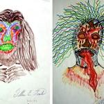 Jezivi crteži serijskih ubica