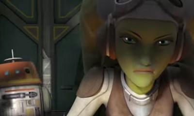 Stigli snimci serijala Star Wars: Rebels