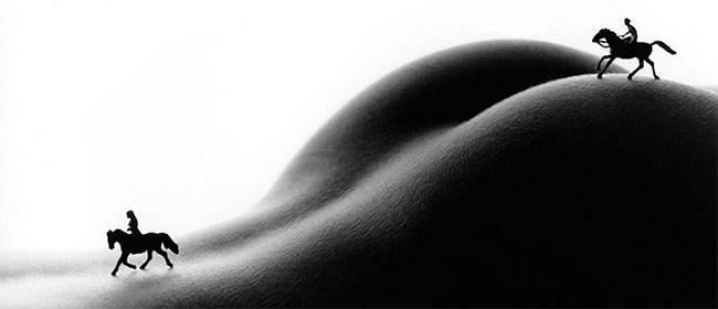 Žensko telo kao pejzaž