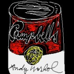 Pronađena disketa sa radovima Andy Warhola  %Post Title