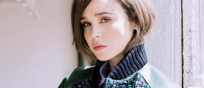 Divna Ellen Page za Flare