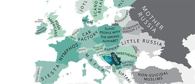 Kako izgleda Evropa po Srbiji