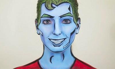 Kako šminka može da vas pretvori u nešto sasvim drugo