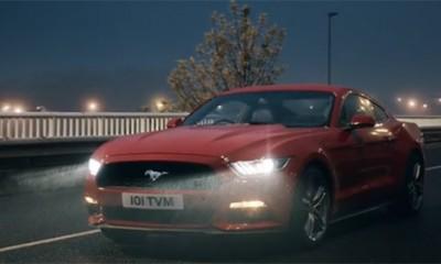 Ford Mustang stiže u Evropu