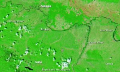 Poplave se vide iz svemira  %Post Title