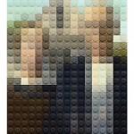 Kada crtaš Lego kockicama