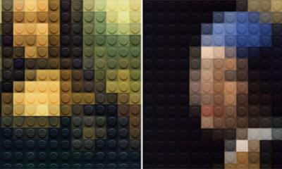 Kada crtaš Lego kockicama  %Post Title