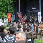 Gvozdeni presto stigao u Beograd  %Post Title