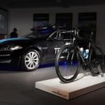 Kada Jaguar uradi bicikl