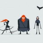 Igra prestola na super ilustracijama  %Post Title