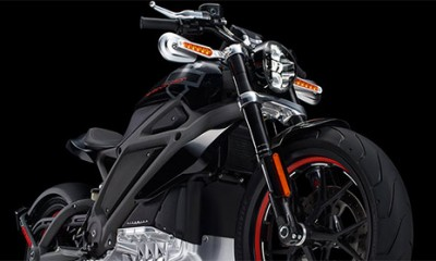 Prvi električni Harley-Davidson