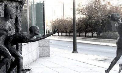 10 neverovatnih uličnih skulptura