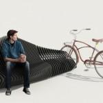 Makedonska klupica za bicikl
