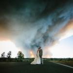 Najdramatičnije fotografije venčanja