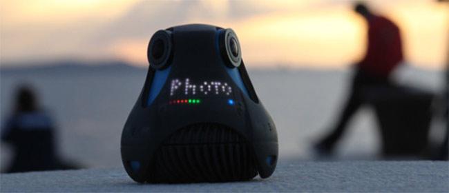 Prava panoramska kamera