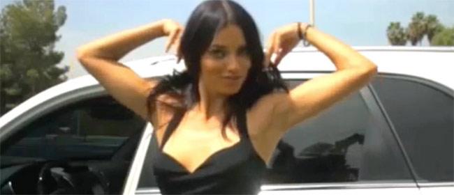 Adriana Lima đuska sambu