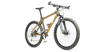 Bicikl od bambusa