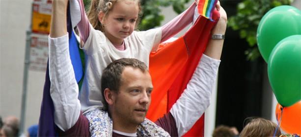 Deca gej roditelja su srećnija i zdravija