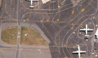 Neverovatni aerodromi odozgo  %Post Title