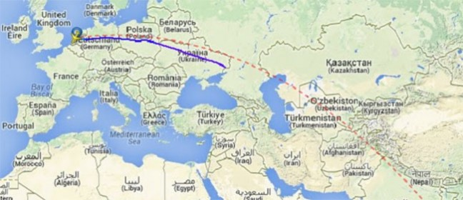 Rusiji nije prvi put da ruši civilni avion