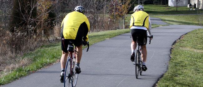 Google Maps pomaže biciklistima