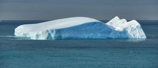Šta otkriva led star milion godina