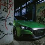 Auto za urbane umetnike