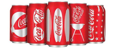 Letnja Coca Cola