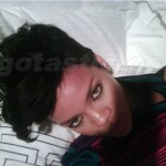 Potpuno gola Rihanna