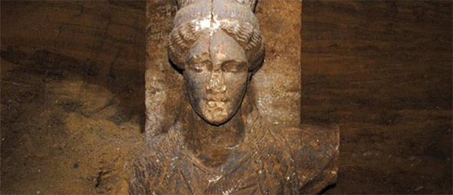Ko je sahranjen u najvećoj grčkoj grobnici?