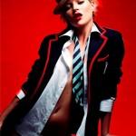 Ponovo gola Kate Moss