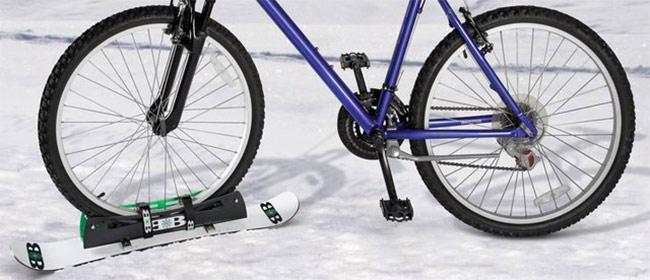 Snowboard za bicikl