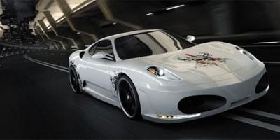 Tetovirani Ferrari F430  %Post Title